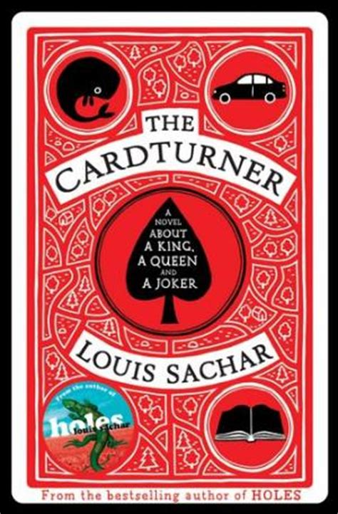 the cardturner the cardturner by louis sachar chachic s book nook