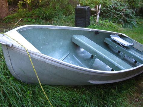 used outboard motors cbell river 12 aluminum boat with 10 hp honda outboard cbell