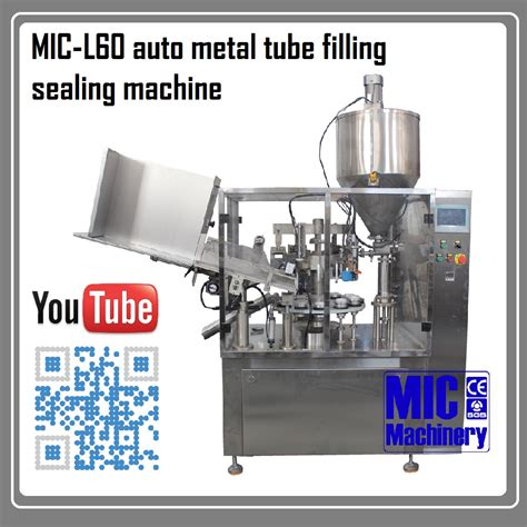 acrylic paint machine mic l60 chemical pigment acrylic paint filling equipment