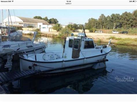 tweedehands boten vissersboot sciallino 23 in toscane tweedehands vissersboten 57666