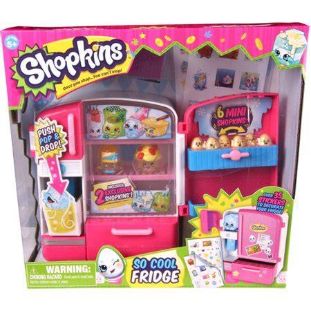 Fridge Mega Set shopkins eggs kamisco