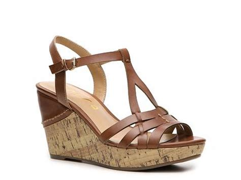 sandals at dsw unisa kippy wedge sandal dsw