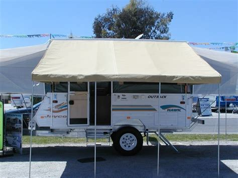 pop up trailer awning how to put up a pop up cer awning ebay