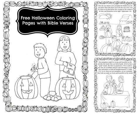 halloween coloring pages for sunday school 99 best pumpkin prayer crafts images on pinterest sunday