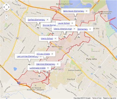 menlo park california map menlo park information real estate homes for sale