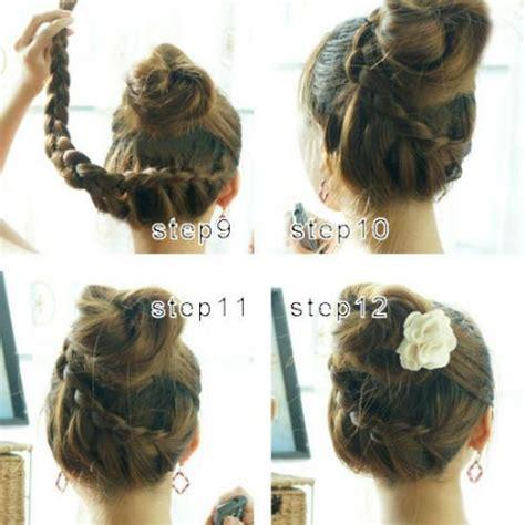how to make beautiful and easy hair styles 簡単なヘアアレンジを教えてください ガールズちゃんねる girls channel