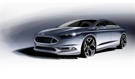 who designed the ford fusion ford fusion concept sketches 3 motocrit automotive