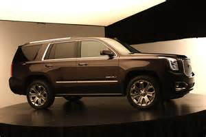 2015 gmc yukon denali side photo 61