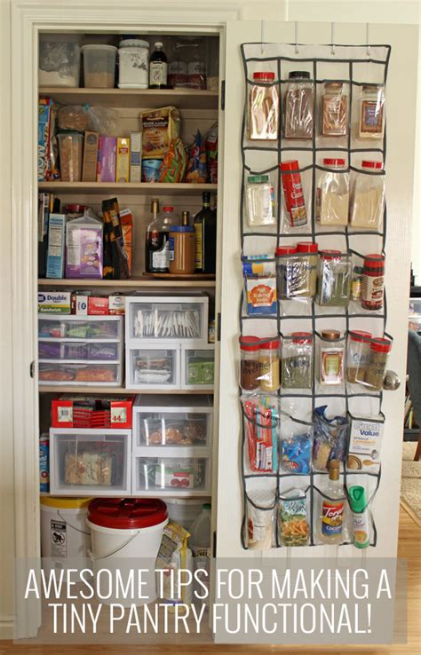 Pantry Organization Ideas Small Pantry by Awesome Tips And Tricks For Small Pantry Organization
