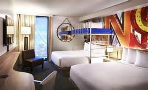 Bunk Beds Las Vegas Bunk Bed It When You Book Your Vegas Hotel Las Vegas