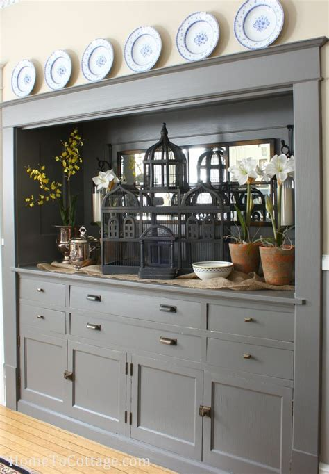 Dining Room Serving Cabinet 25 Best Ideas About Built In Buffet On Built