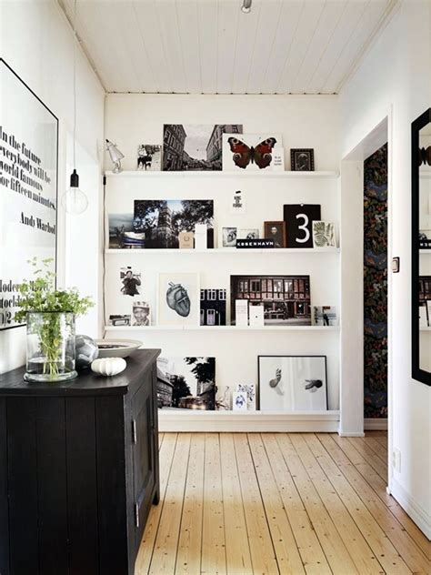 ideas to display photos on wall 40 unique wall photo display ideas for you