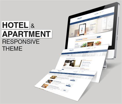 hotel theme themeforest dignitas hotel apartment responsive theme by different
