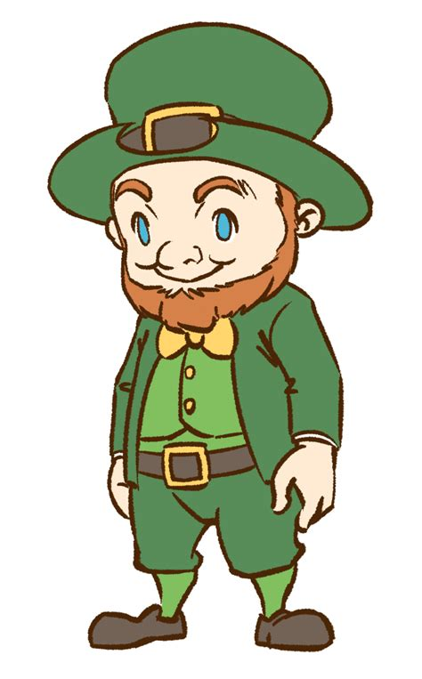 Free To Use Clipart - leprechaun clipart clipart best