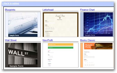 google themes just do it how to use forms in google docs to create online surveys