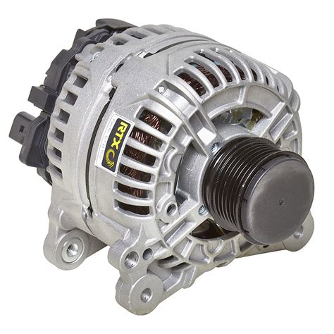 diode alternator vw polo rtx standard replacement alternator 120a vw polo 1 4 tdi ebay