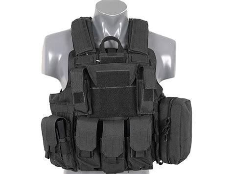 Stok Terbatas Ciras Maritime Tanygy2310 jual replika c i r a s maritime type vest w pouch system black reload666