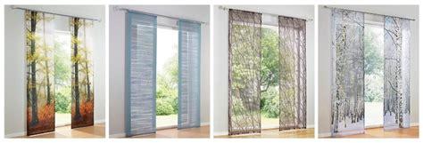 vorhänge naturmaterialien nauhuri schiebevorh 228 nge wohnzimmer modern neuesten