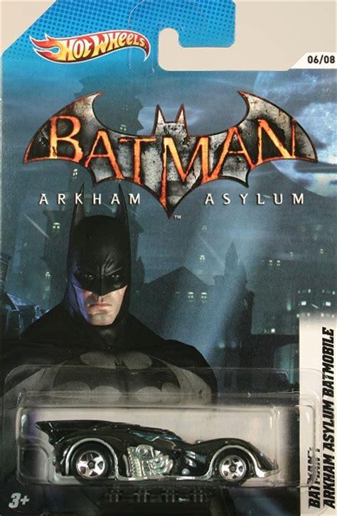 Batman 7 Of 8 Wheels Arkham Asylum Batmobile batmobile arkham asylum model cars hobbydb