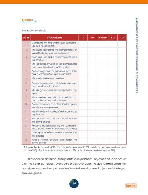 libro proyectos y estrategias de libro 4 estrategias de evaluaci 243 n