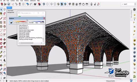 tutorial sketchup pro 2016 sketchup pro 2016 vray for sketchup v ray for sketchup