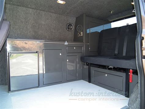 Slide Out Awnings For Rv Vw T5 Conversions Vw Camper Interiors Camper
