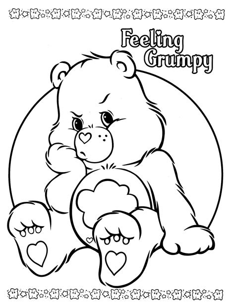 care bears 41 coloringcolor com