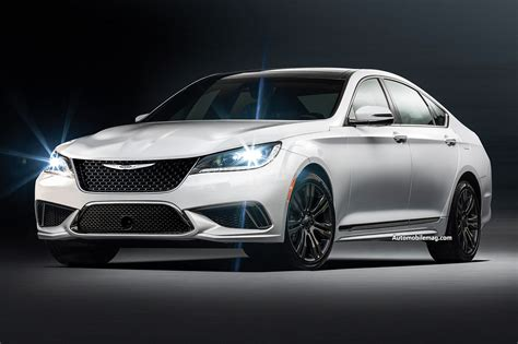 2019 Chrysler Vehicles 2019 new and future chrysler and dodge automobile