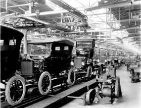 henry ford assembly line