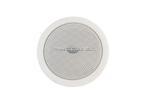commercial ceiling speakers dsppa dsp503 70v 100v pa and commercial ceiling