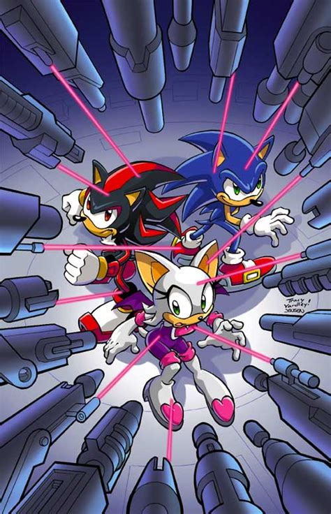 fighter omnibus fighting in the shadows books sonic universe 2 cover by yardley on deviantart