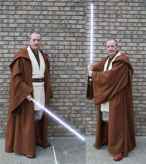 tutorial jedi robe diy jedi robe costume the star wars one pinterest