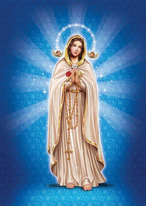 imagen virgen maria rosa mistica apostolado mariano virgen rosa m 205 stica
