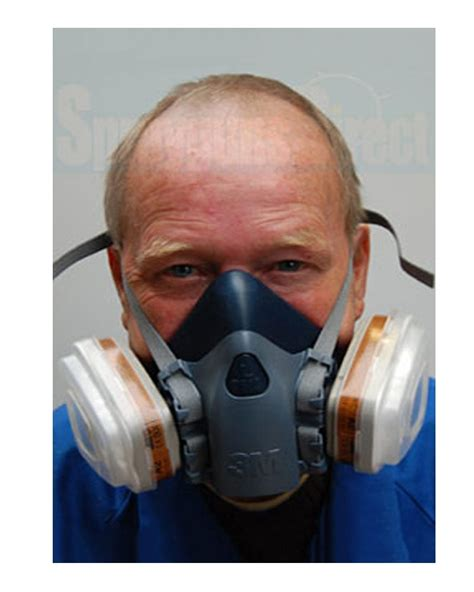 Masker Airbrush 3m paint spray respirator a2 protection also