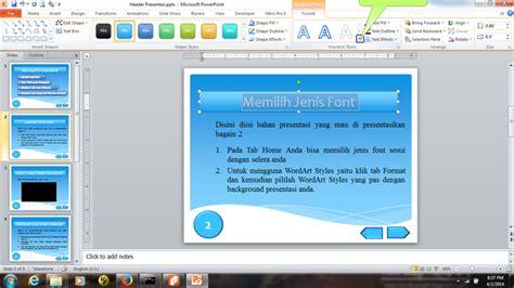 membuat video presentasi online membuat presentasi dengan powerpoint rumah belajar online