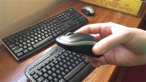 Keyboard Logitech Mk320 logitech mk320 wireless keyboard mouse review