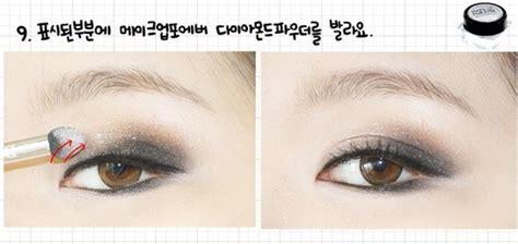 tutorial eyeliner baekhyun how to apply exo baekhyun s smokey makeup