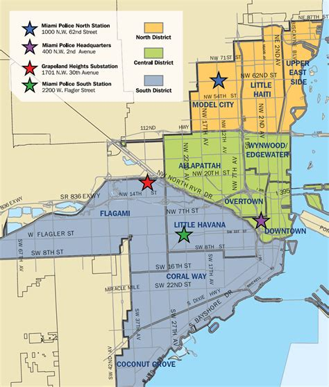 miami map miami dade map images search