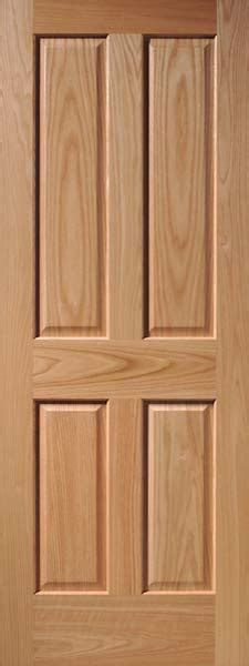 4 Panel Interior Wood Door Raised Panel Interior Wood Doors Craftsman Series