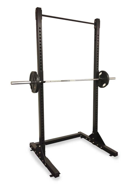 benching in the squat rack squat rack