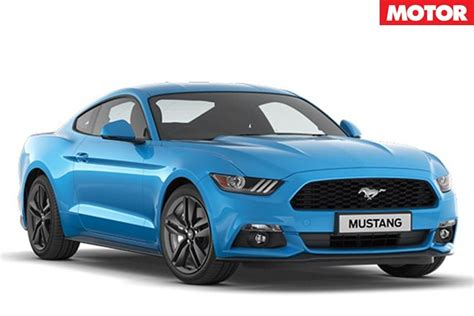mustang models ford mustang 2017 model year update announced motor