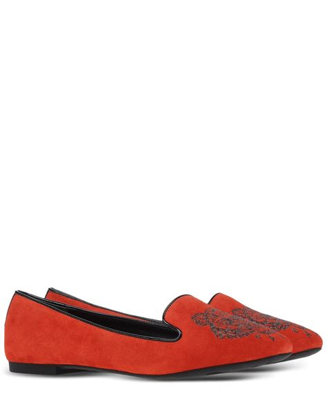 mens slippers loafers kenzo loafers slippers in for lyst