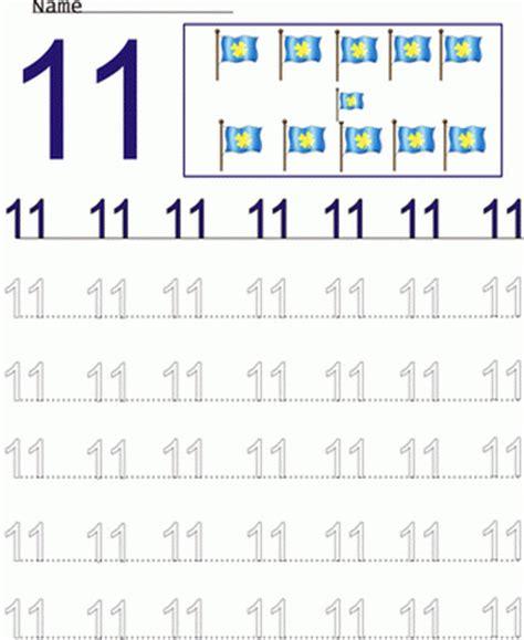 printable count number worksheet 11 coloring worksheets