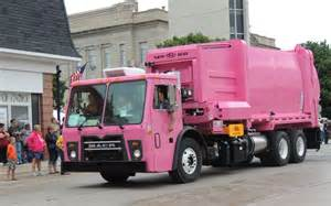 Garbage Truck by Rethink The Color Of Garbage Trucks Greene County News
