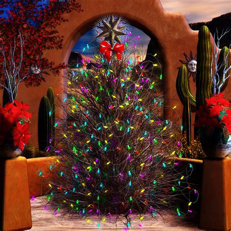 southwest christmas tree by cherishedmemories on deviantart