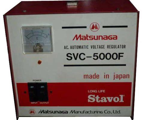 Stabilizer Matsumoto 3000n Murah info stabilizer
