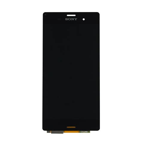 sony xperia z3 black display assembly lcd and touch