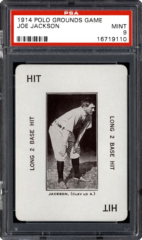 Polo Gift Card - baseball cards 1914 polo grounds game psa cardfacts