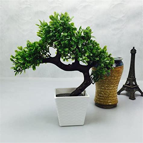 Zen Home Decor 5 Artificial Bonsai Trees To Have At Home