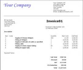 cis invoice template subcontractor cis invoice template 28 images exle of cis invoice